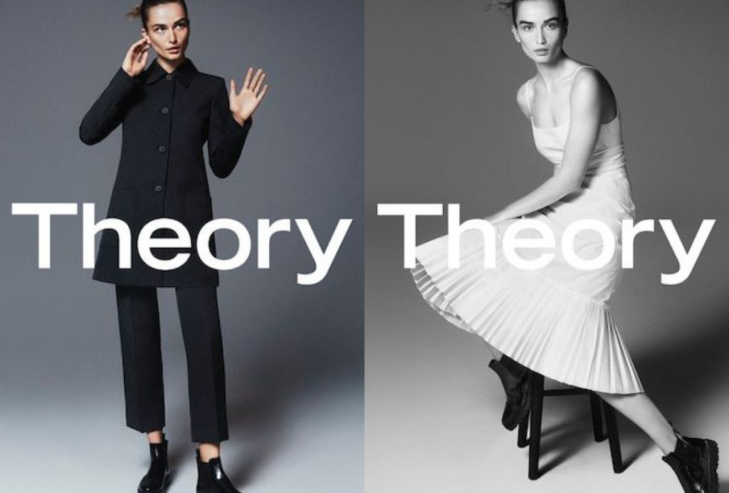 THEORY sample sale at Clothingline NY
