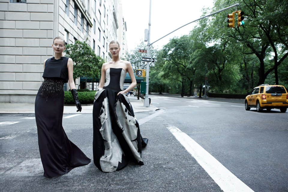 Carolina Herrera Bottomless Closet sample sale New York