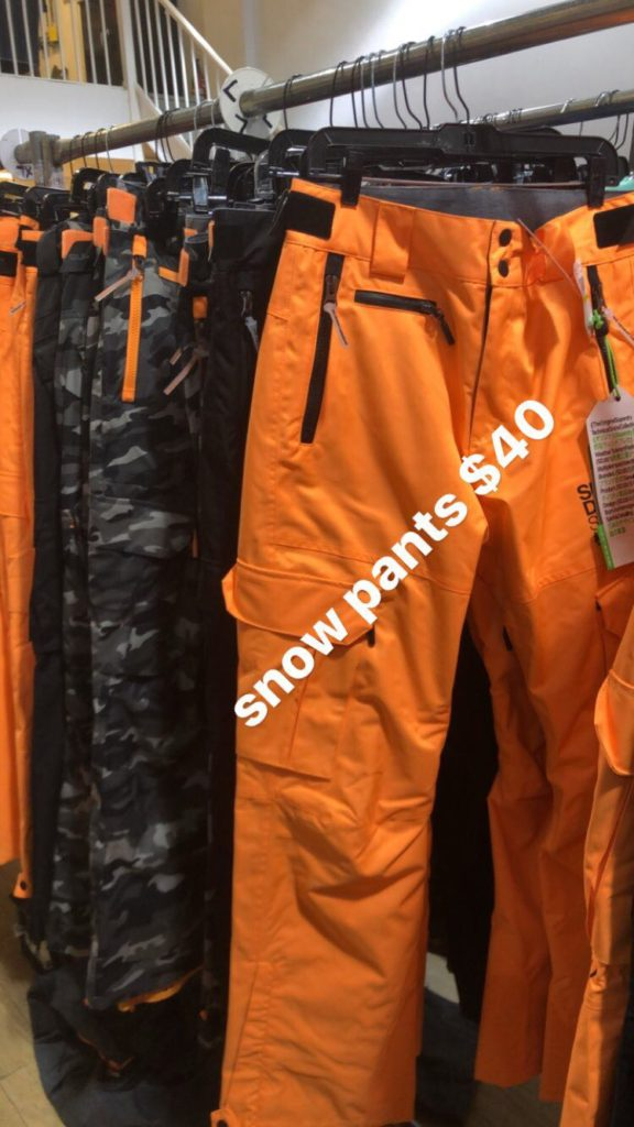 SuperDry sample sale review NYC shopdrop app