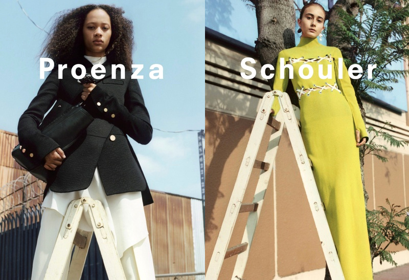 Proenza Schouler sample sale shopdrop app