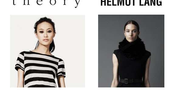 2c84ff8ec3 A Theory Sale We Finally Approve: The Theory x Helmut Lang Sample ...