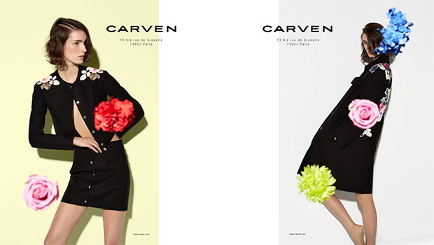 Carven Sample Sale