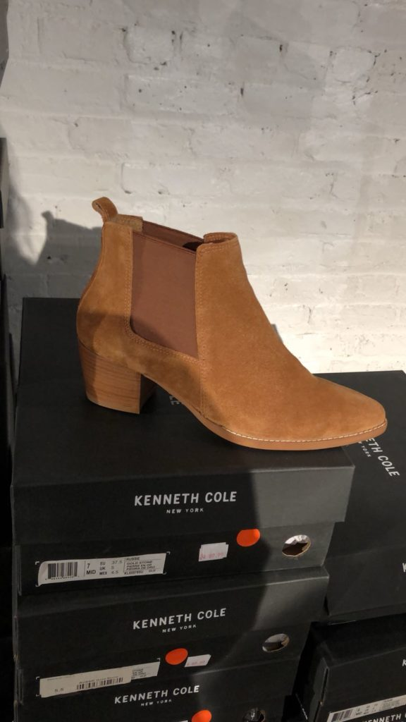 Kenneth Cole Sample Sale