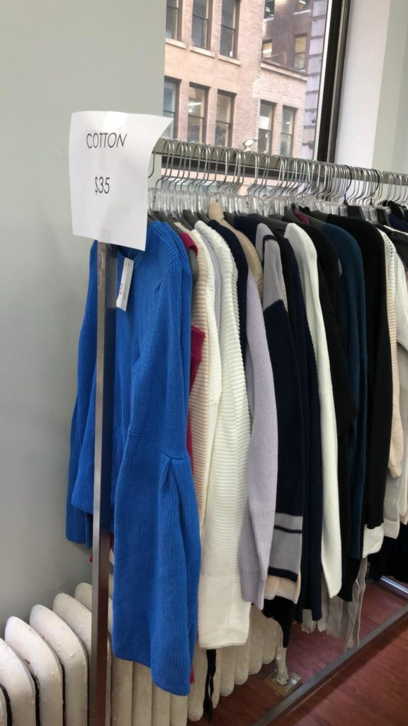 Kokun Sample Sale