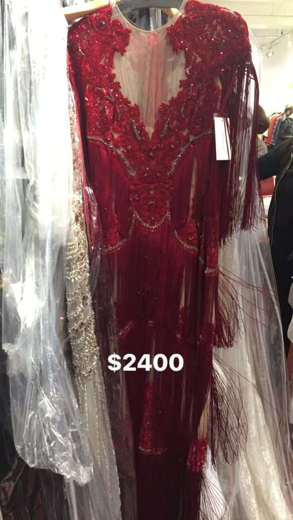 Marchesa Sample Sale