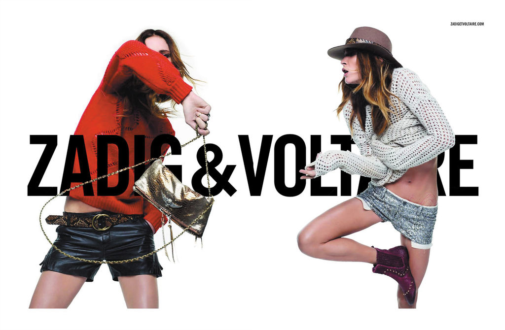 Remove term: Zadig and Voltaire Sample sale Zadig and Voltaire Sample sale