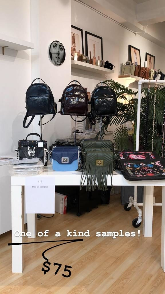 Emm Kuo Sample Sale