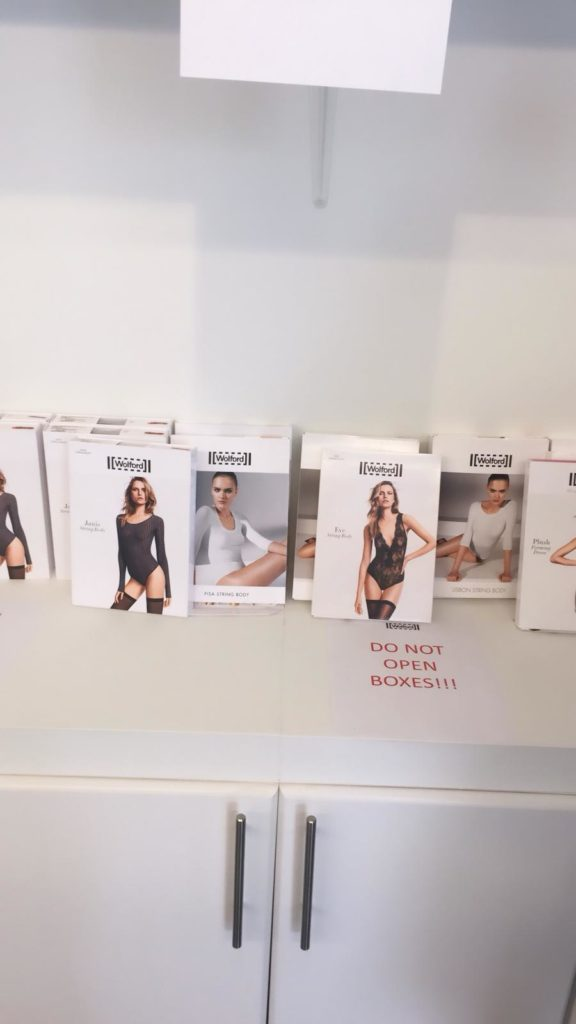 Wolford Sample Sale